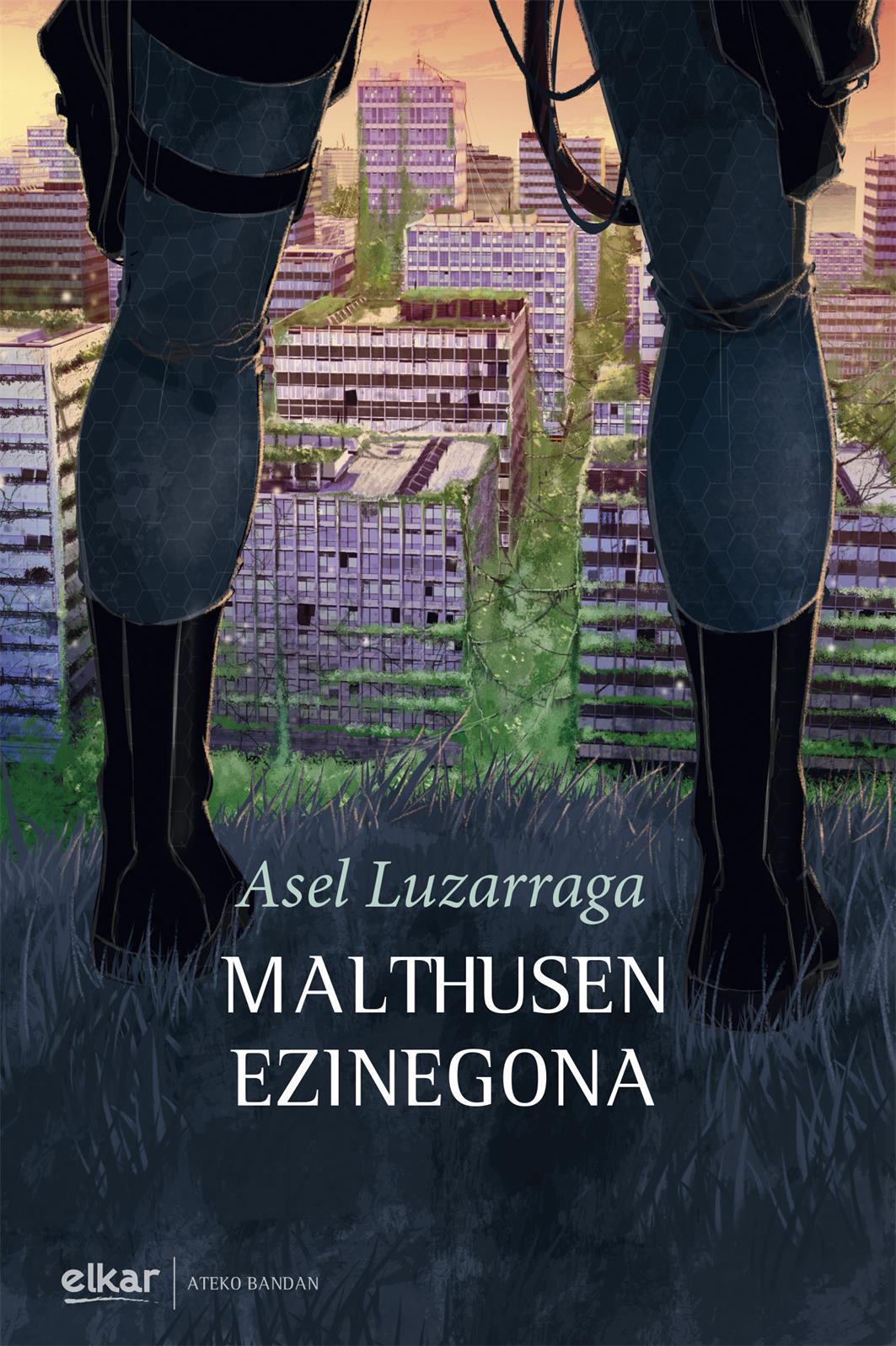 Malthusen ezinegona (El malestar de Malthus)